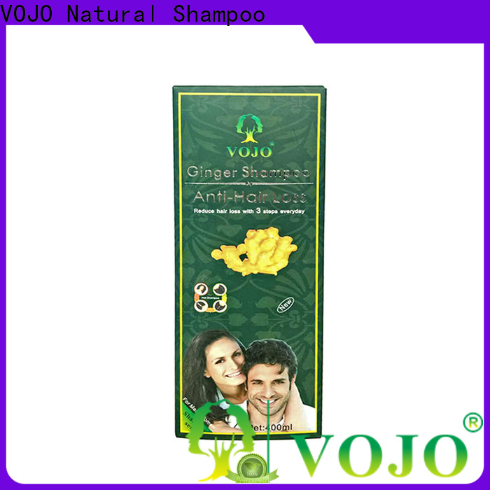 VOJO men anti hair fall shampoo factory for adult