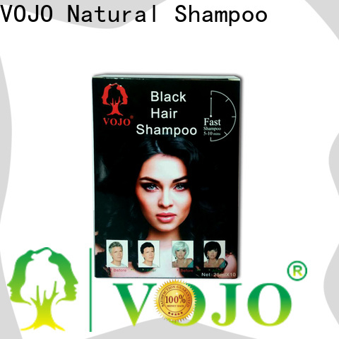 VOJO Latest hair colour shampoo manufacturers for woman