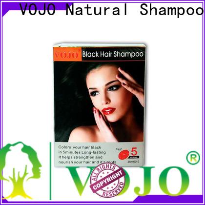 VOJO men hair colour shampoo for sale for salon