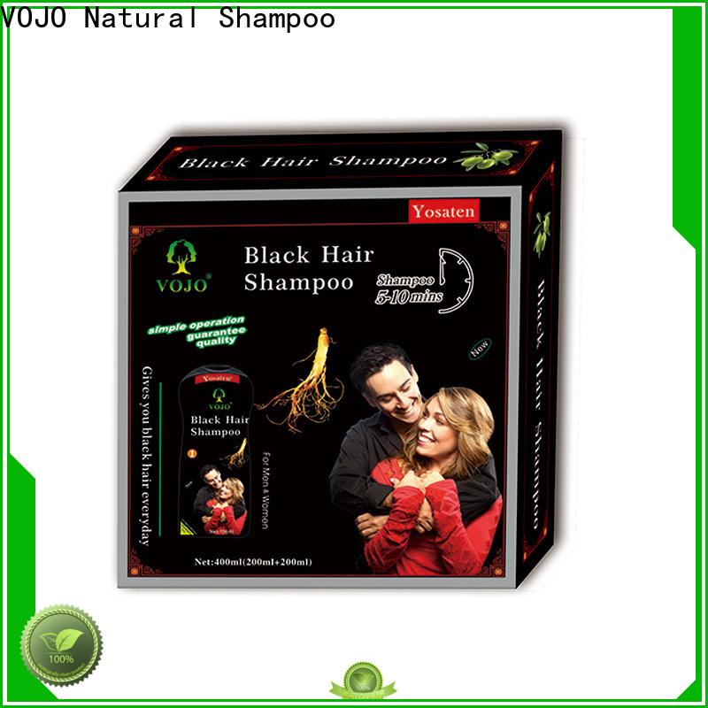 VOJO New hair dye shampoo for sale for salon