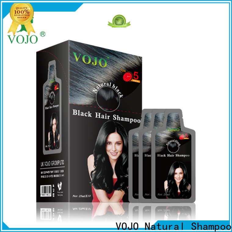 VOJO newest hair dye shampoo for business for salon