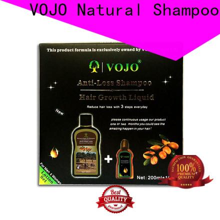 VOJO anti anti hair loss shampoo suppliers for salon