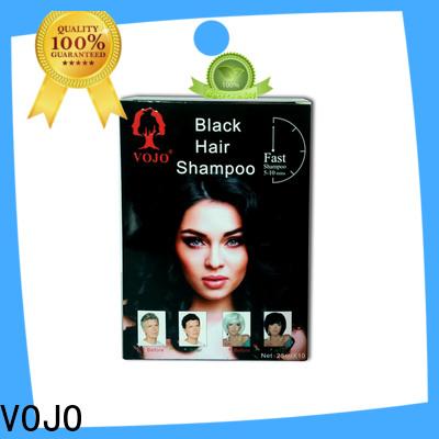 VOJO ammonia beard dye shampoo supply for adult