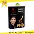 Wholesale hair colour shampoo dye supply for man