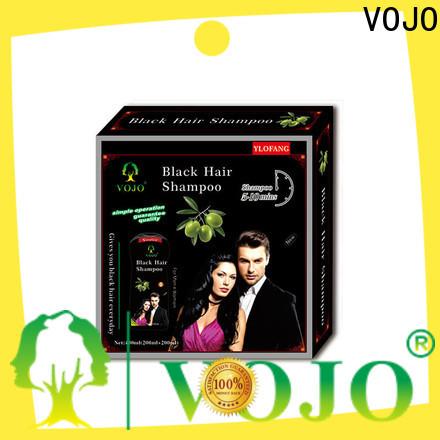 VOJO shampoo hair colour shampoo for business for salon
