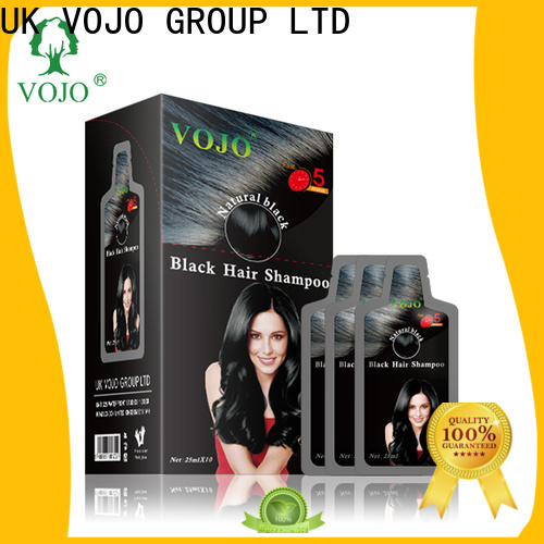 Latest beard dye shampoo ammonia factory for woman