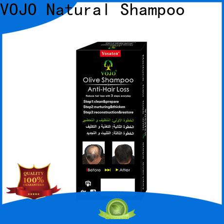 New anti hair fall shampoo treatment company for woman