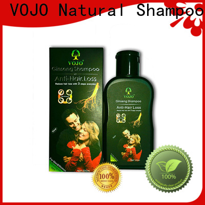 High-quality anti hair loss shampoo men manufacturers for girls
