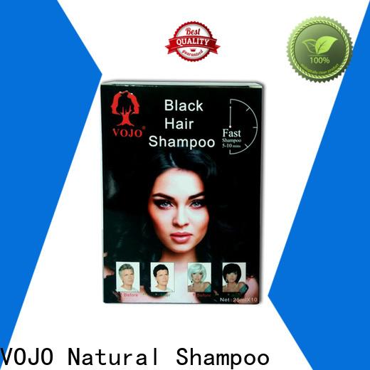 VOJO against beard dye shampoo supply for adult