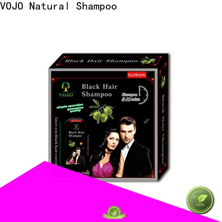 VOJO colouritalianbrandsprofessional beard dye shampoo for business for man