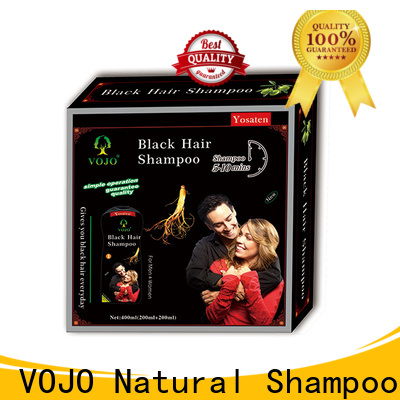 Wholesale hair dye shampoo ginseng for sale for girls