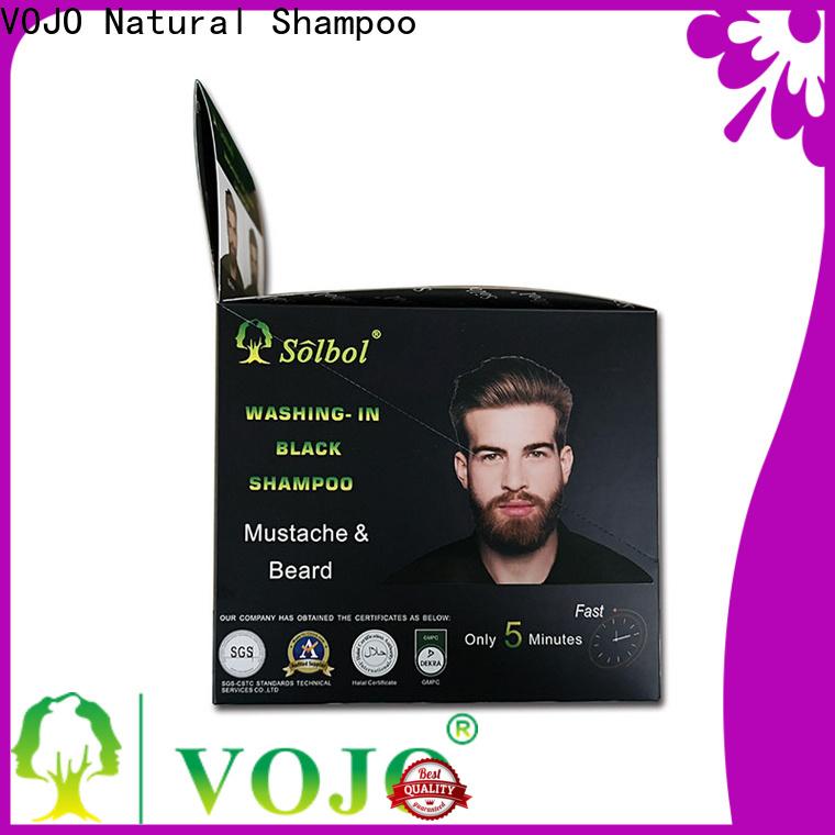 VOJO Best hair dye shampoo company for girls