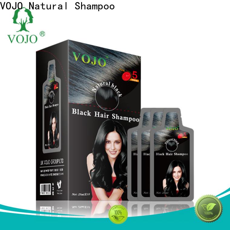 VOJO Wholesale hair dye shampoo factory for salon