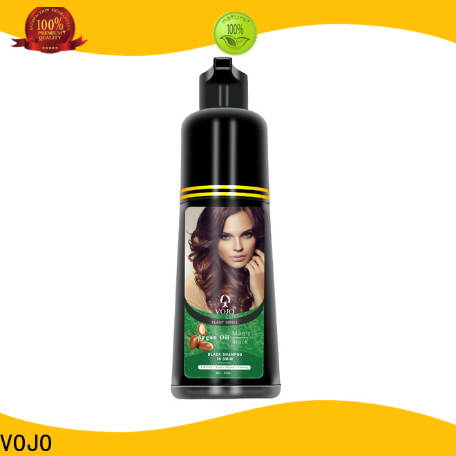 Wholesale hair colour shampoo natural manufacturers for adult