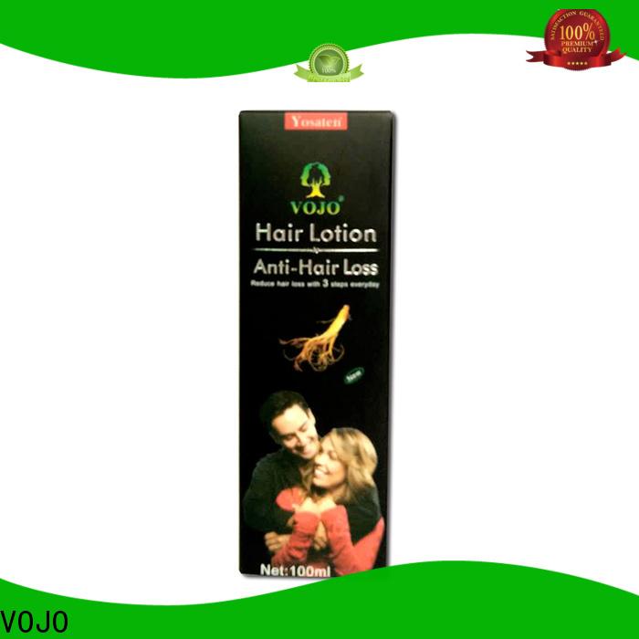 VOJO New hair growth shampoo for sale for salon