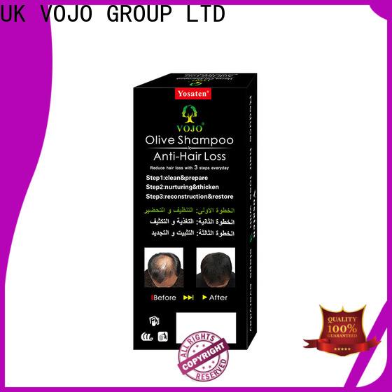 Custom anti hair loss shampoo thinning supply for girls