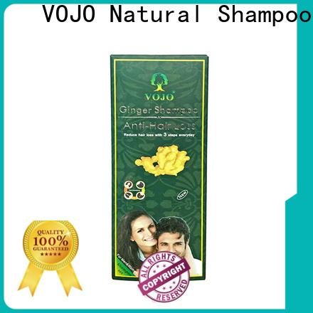 VOJO Wholesale anti hair loss shampoo supply for man