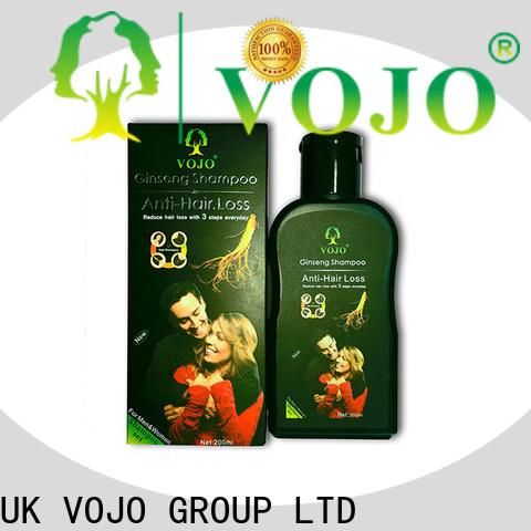 VOJO essence anti hair loss shampoo company for woman