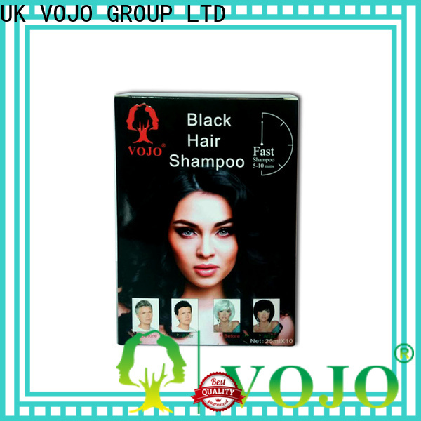 VOJO High-quality hair colour shampoo manufacturers for girls