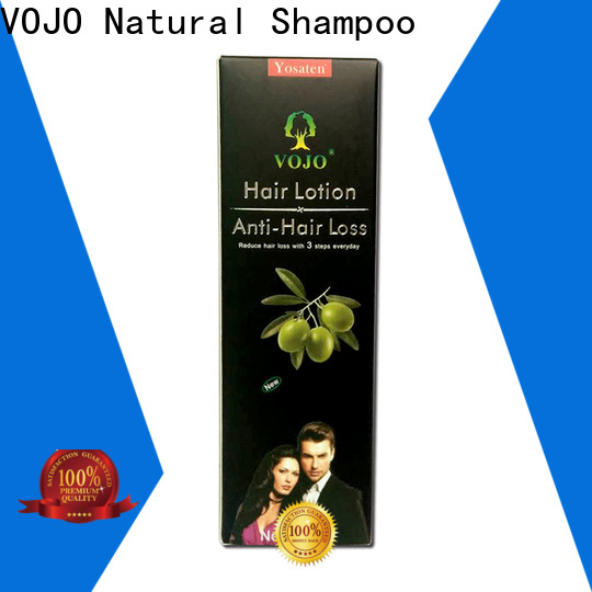 VOJO Latest anti hair fall shampoo for business for salon