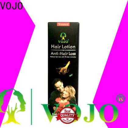 VOJO promotes anti hair fall shampoo supply for woman