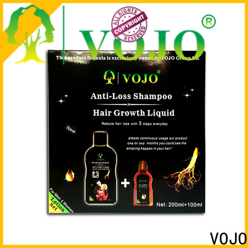 VOJO grow anti hair fall shampoo factory for adult