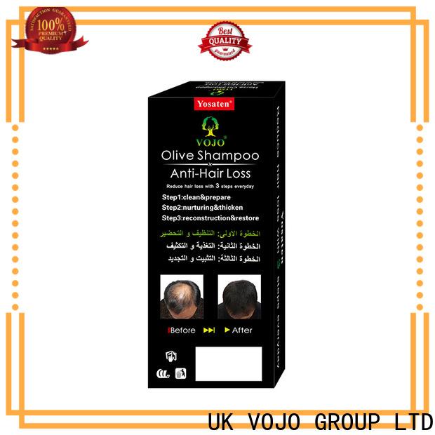 VOJO High-quality anti hair fall shampoo suppliers for man