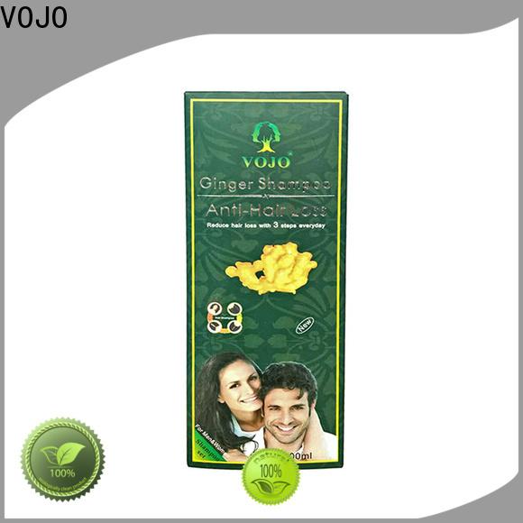 VOJO argan anti hair fall shampoo for sale for woman