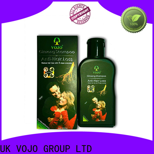 VOJO treatment hair growth shampoo manufacturers for girls