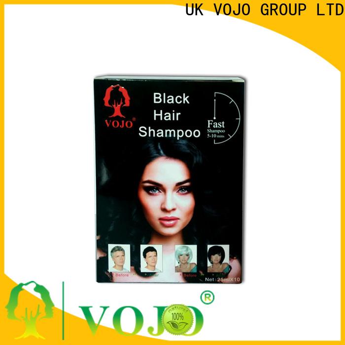 Custom beard dye shampoo change manufacturers for man
