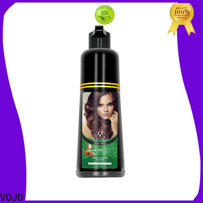 VOJO Wholesale hair dye shampoo factory for girls