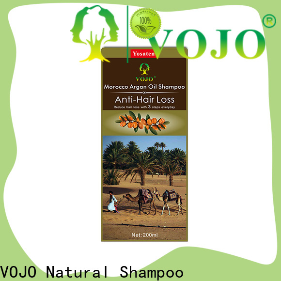 Wholesale anti hair fall shampoo promotes factory for woman