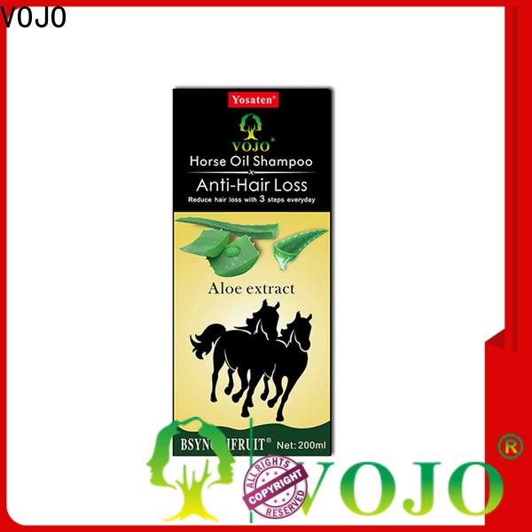 VOJO gift anti hair loss shampoo supply for man