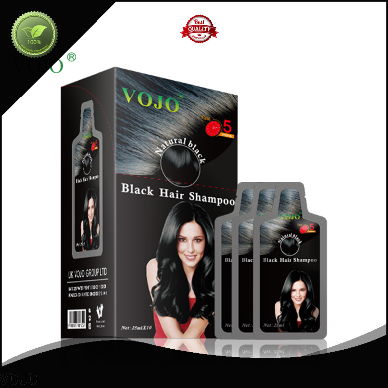 VOJO Custom hair dye shampoo suppliers for girls