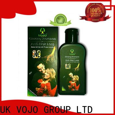 VOJO support anti hair fall shampoo for business for salon