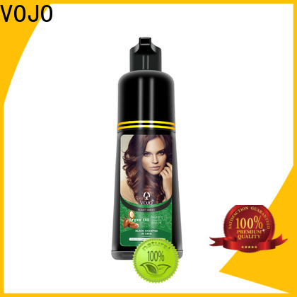 VOJO Latest beard dye shampoo supply for adult
