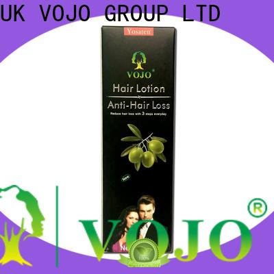 VOJO Wholesale anti hair fall shampoo manufacturers for man