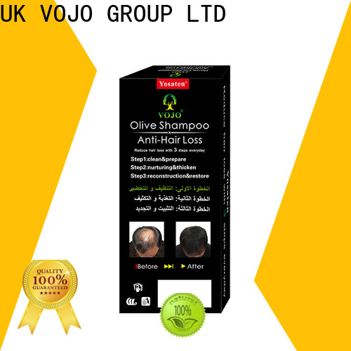 VOJO quality hair growth shampoo manufacturers for girls