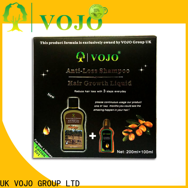 VOJO care anti hair loss shampoo suppliers for woman