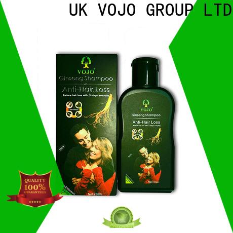 VOJO quality anti hair loss shampoo for business for girls