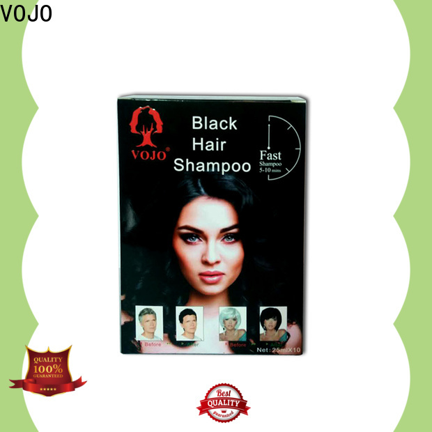 VOJO Custom hair dye shampoo manufacturers for woman
