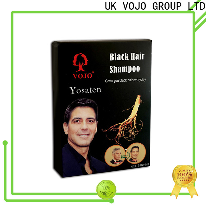 VOJO mins hair dye shampoo for sale for adult