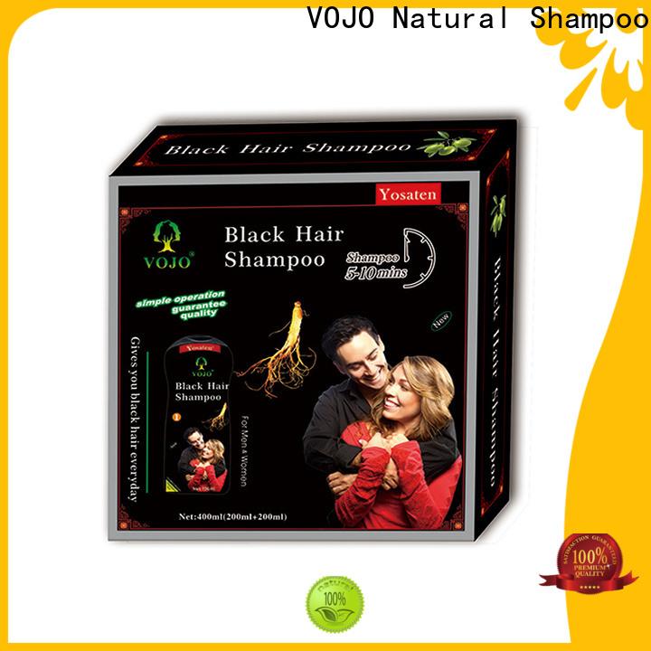 VOJO beard beard dye shampoo for sale for woman