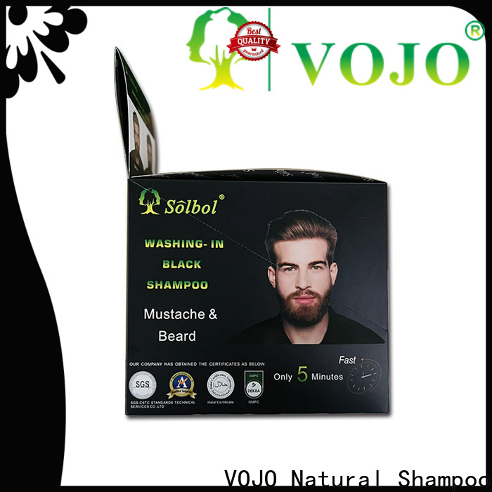 VOJO Top hair colour shampoo manufacturers for adult
