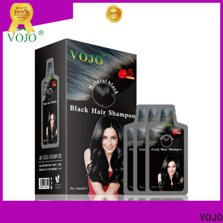 VOJO dyemustacle hair dye shampoo suppliers for woman
