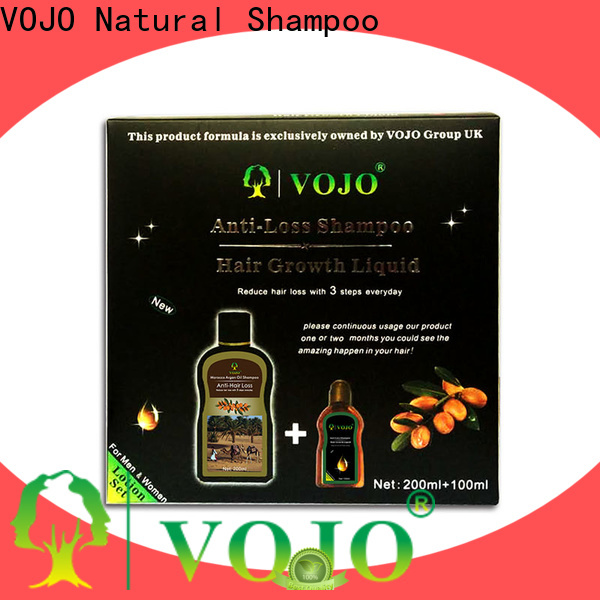 VOJO Wholesale anti hair fall shampoo manufacturers for adult