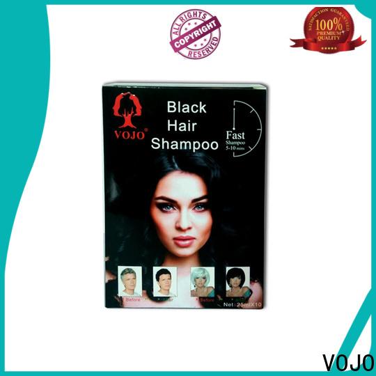 VOJO New hair dye shampoo for sale for man