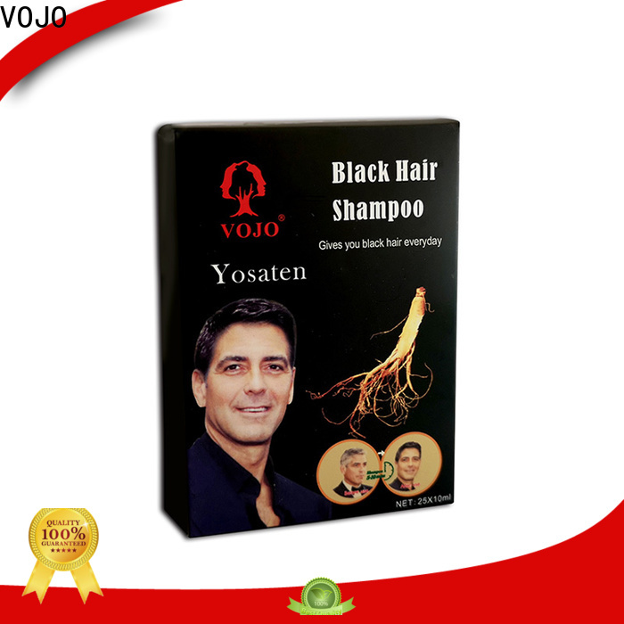 VOJO long beard dye shampoo for sale for adult