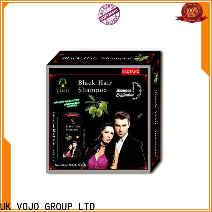 VOJO Top hair colour shampoo factory for salon