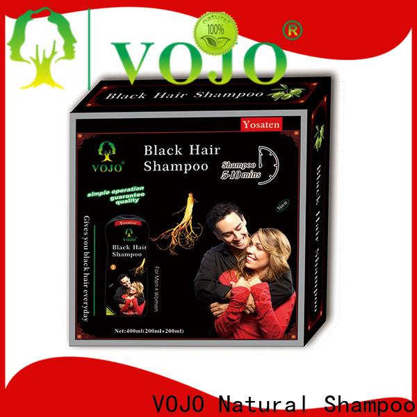 VOJO Best hair colour shampoo factory for salon